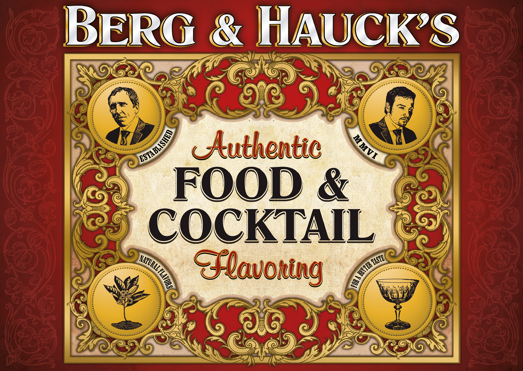Berg and Hauck Booklet Cover